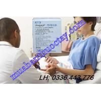 Pregnyl 1500 UI dùng trong giai đoạn nào khi điều trị IVF