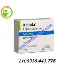 Bạn biết gì về thuốc xeloda 500mg