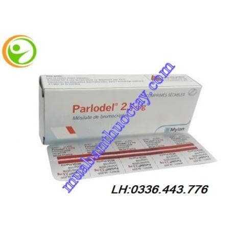 Thuốc tăng hormone Parlodel® 2.5 mg