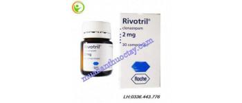Thuốc Rivotril® 2 mg