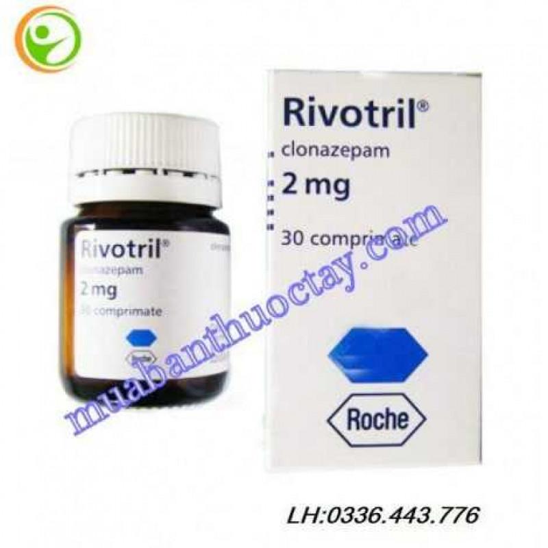 Thuốc Rivotril® 2...
