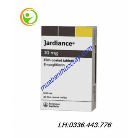 Thuốc tiểu đường Jardiance 10mg