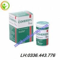 Thuốc trị cao huyết áp Coversyl® 5 mg