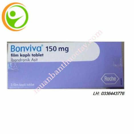 Thuốc trị loãng xương Bonviva® 150mg