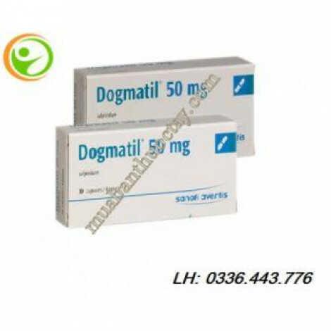 Thuốc trị mất ngủ Dogmatil® 50mg