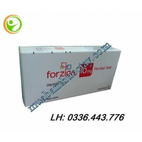 Thuốc tiểu đường tuýp 2 Forxiga 10mg