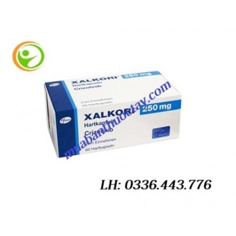 Thuốc ung thư phổi Xalkori 250mg