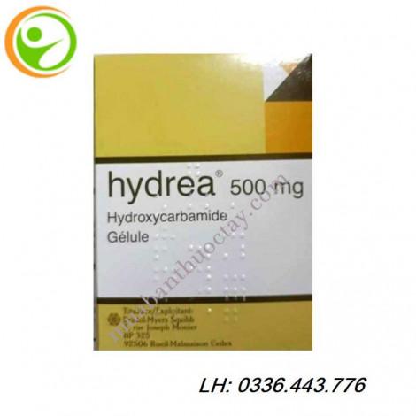 Thuốc ung thư máu Hydrea 500mg