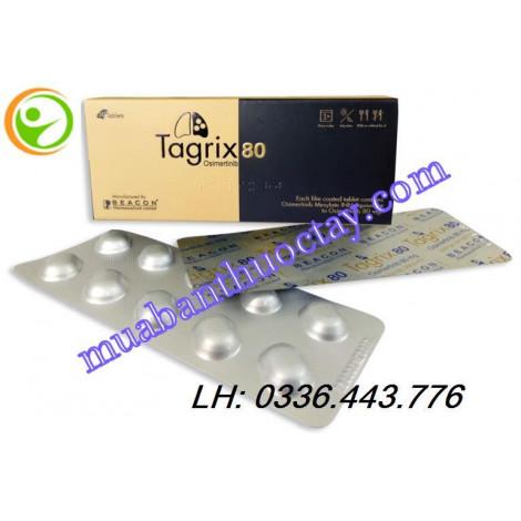 Thuốc Tagrix 80 hộp 30 viên