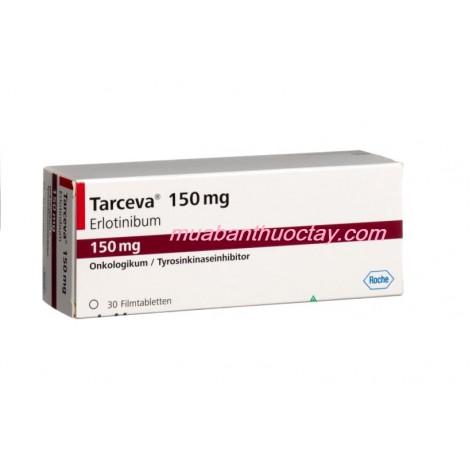 Thuốc trị ung thư phổi Tarceva 150 mg