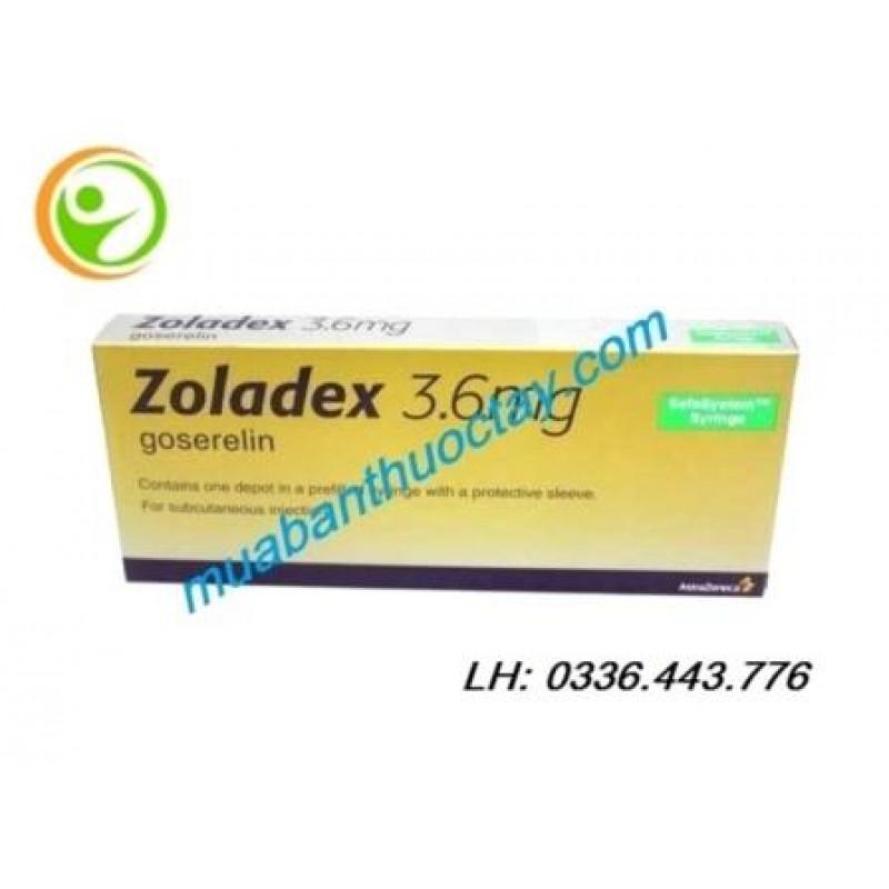 Thuốc Zoladex 3.6...